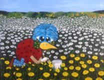 Nu kommer foråret /Lilli Neigaard