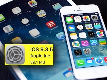 iphone opdatering